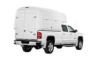 Spacekap Commercial Diablo Truck Cap And Service Body