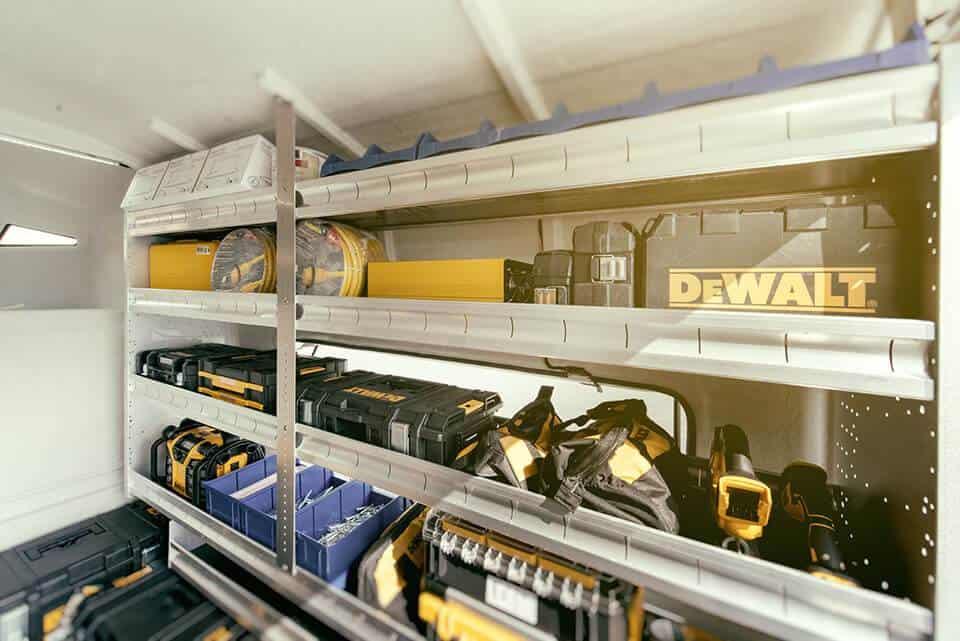 Spacekap : Commercial Diablo truck cap and service body
