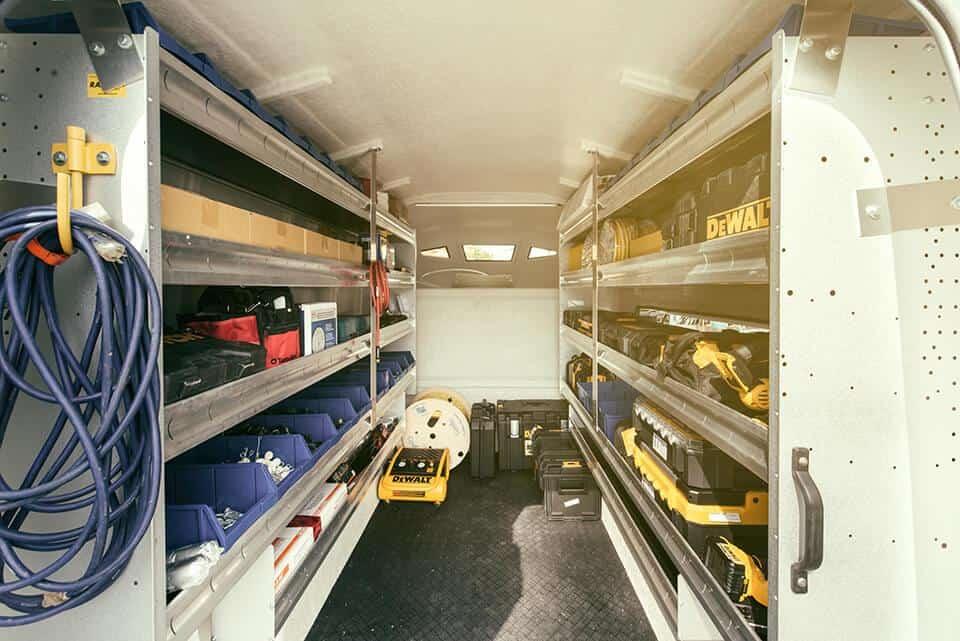Dodge 2016 Truck >> Spacekap : Commercial Diablo truck cap and service body