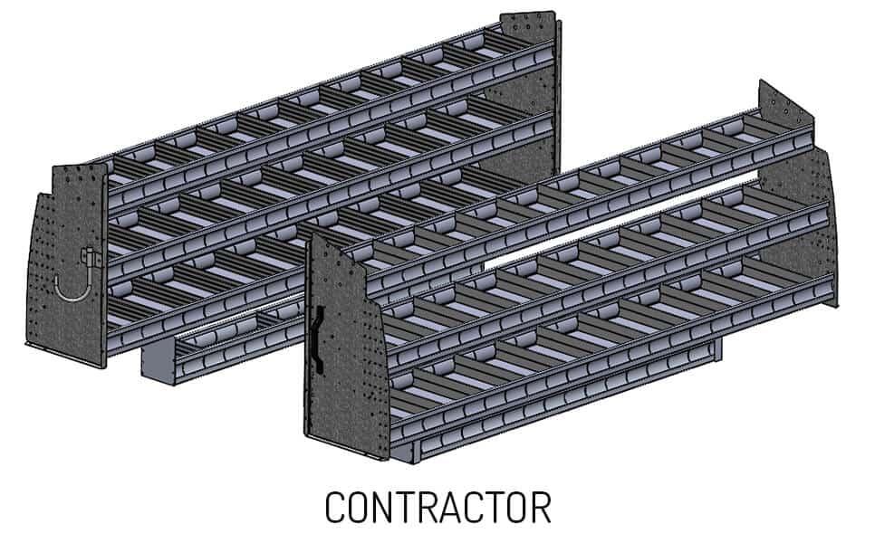 General Contractor Wild shelving
