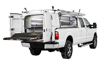 Ford F-150 with Compak and slide
